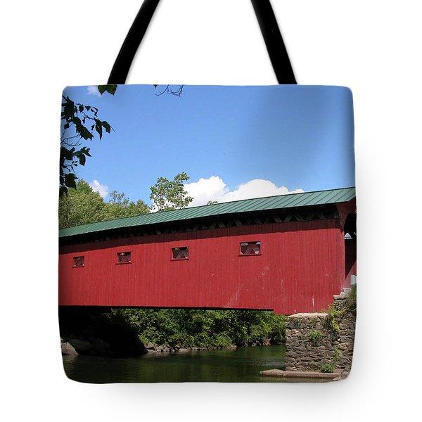 Arlington Bridge 2526a Tote Bag