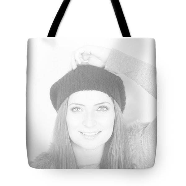 Arm Up Tote Bag