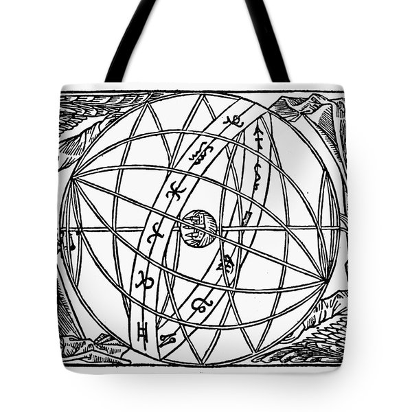 Armillary Sphere, 1509 Tote Bag