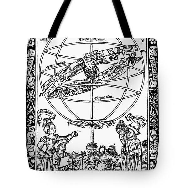 Armillary Sphere, 1531 Tote Bag