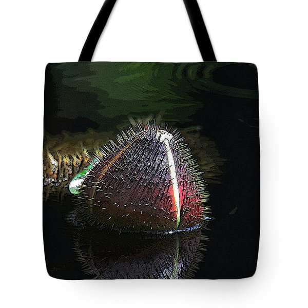 Nature's Armour Tote Bag by Yvonne Wright