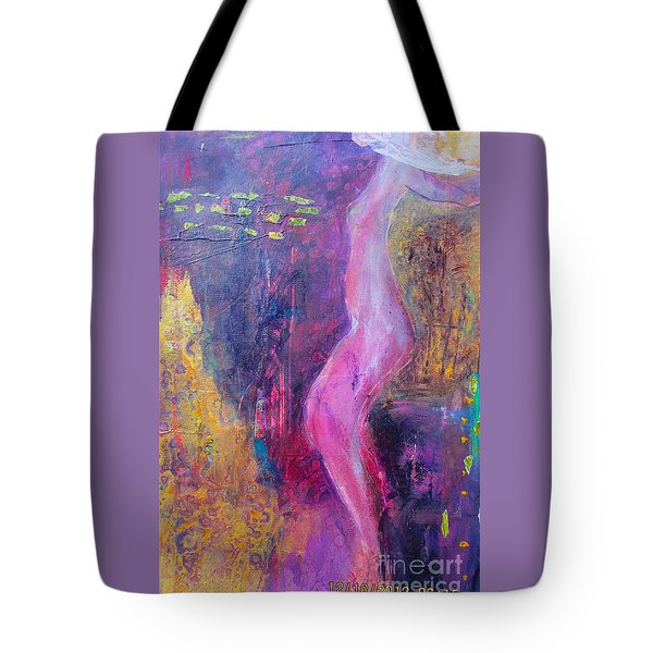 Arms Wide Open Tote Bag