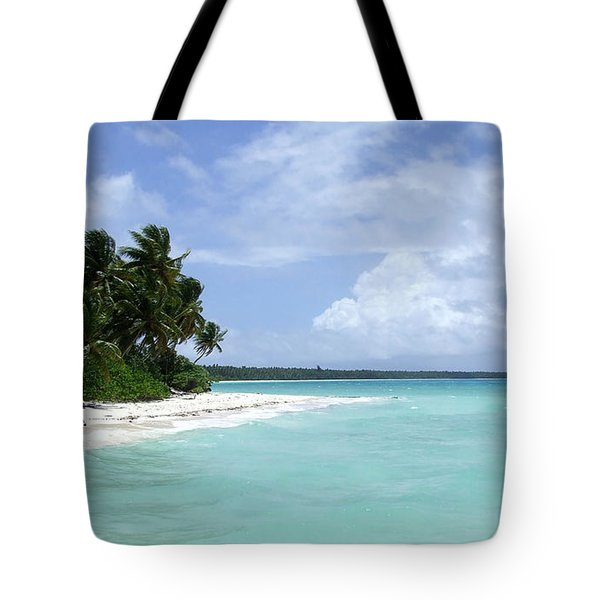 Arno Island Tote Bag by Andrea Anderegg