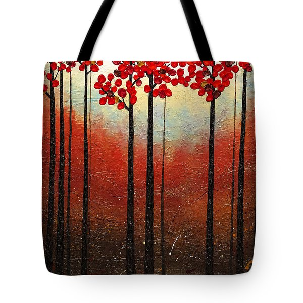 Aroma Do Campo Tote Bag by Carmen Guedez