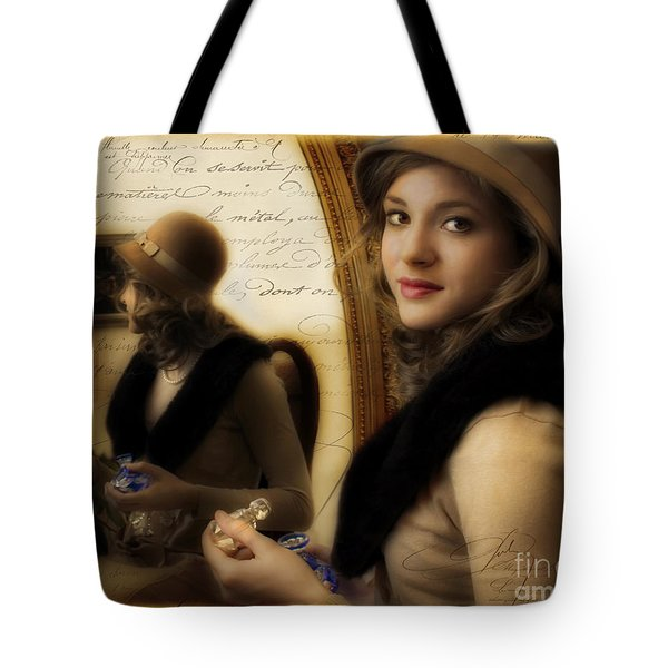 Aromatique Tote Bag