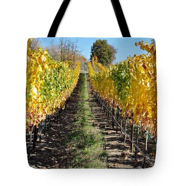 Around And About In My Neck Of The Woods Series 25 Tote Bag