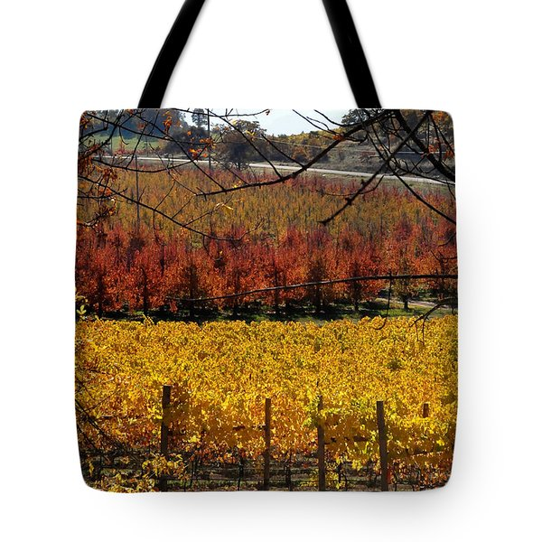 Around And About In My Neck Of The Woods Series 28 Tote Bag