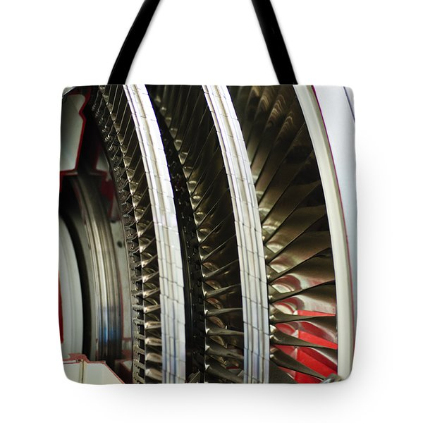 Around And Around Tote Bag