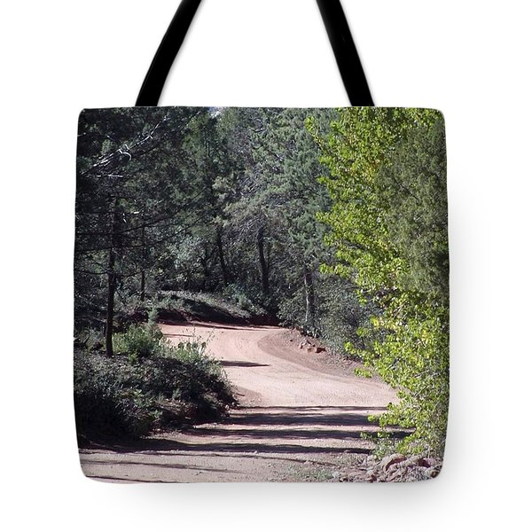 Around The Corner Tote Bag