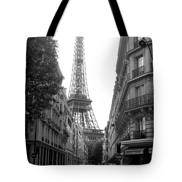Tote Bag featuring the photograph Around The Corner by Lisa Parrish