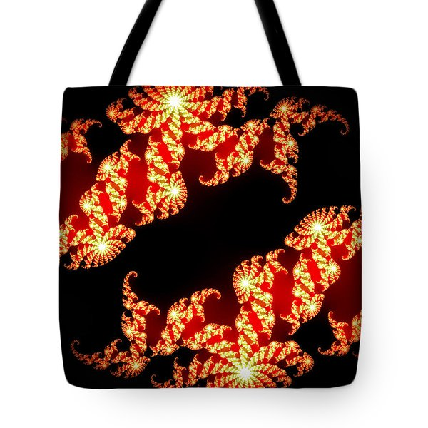 Array Of Lights Tote Bag