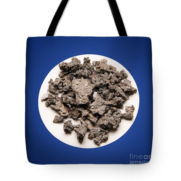 Arsenic Tote Bag by Charles D Winters