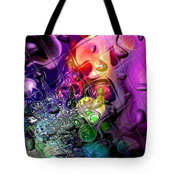 Art 03 By Nico Bielow Tote Bag by Nico Bielow