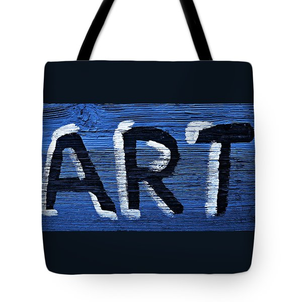 ART Tote Bag by Chris Berry