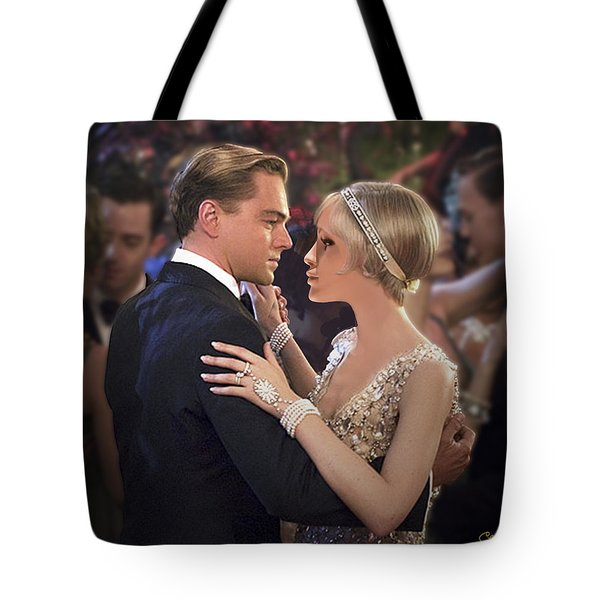 Art Deco Ball  Tote Bag by Chuck Staley
