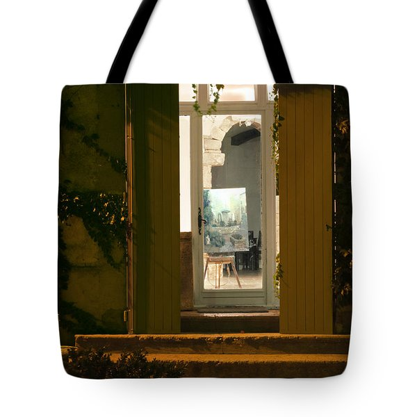 Art Gallery Tote Bag by Bob Phillips