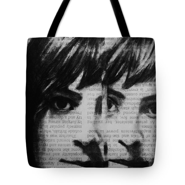 Art In The News 22 Tote Bag