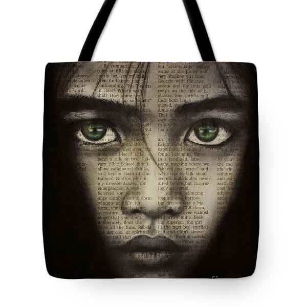 Art In The News 45 Tote Bag by Michael Cross