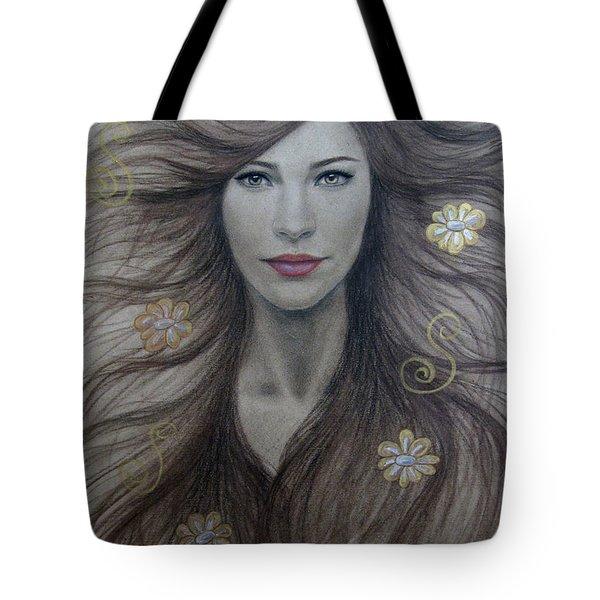 Artemis Tote Bag by Lynet McDonald