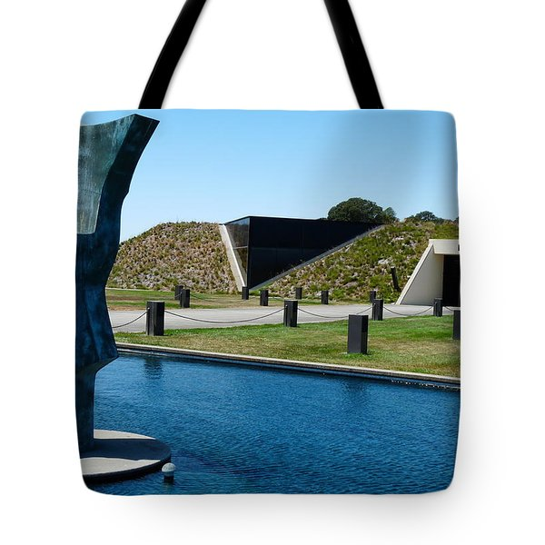 Artesa Winery Tote Bag