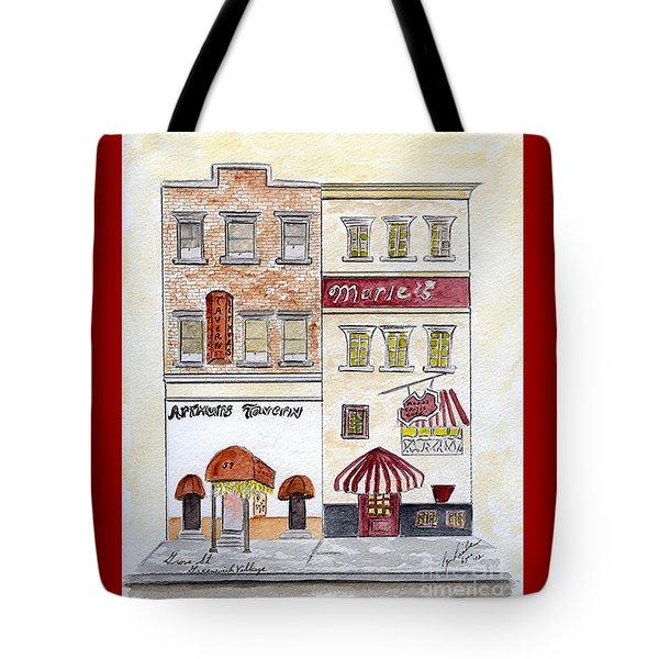 Arthur's Tavern - Greenwich Village Tote Bag