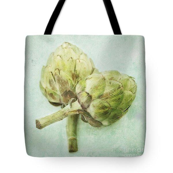 Artichokes Tote Bag by Priska Wettstein