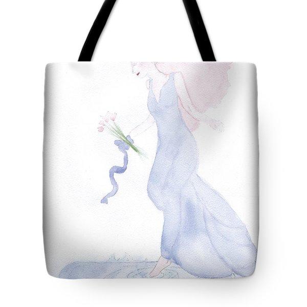 Artist Angel Tote Bag