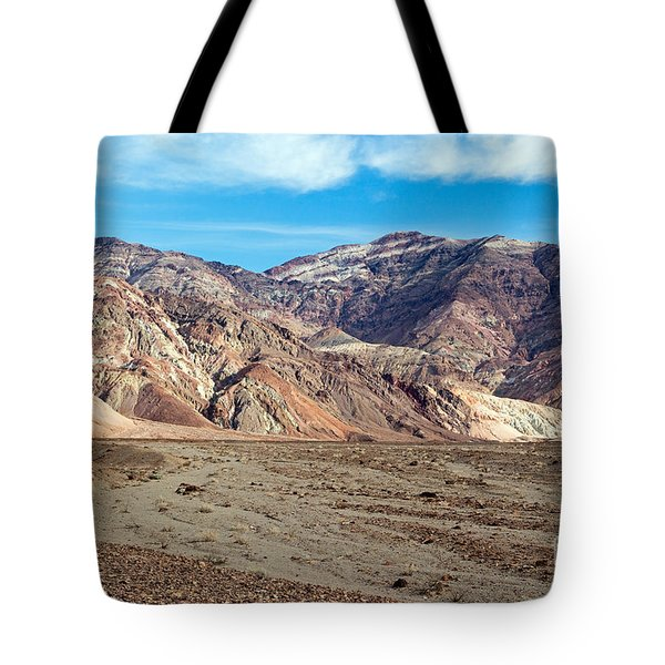 Artist Drive Death Valley National Park Tote Bag