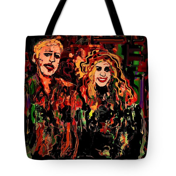 Artists Tote Bag by Natalie Holland