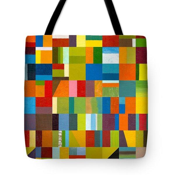 Artprize 2012 Tote Bag by Michelle Calkins