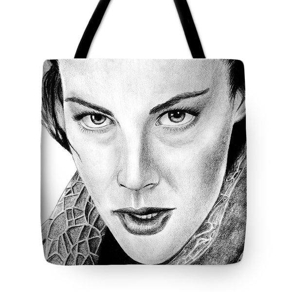 Arwen Undomiel Tote Bag by Kayleigh Semeniuk