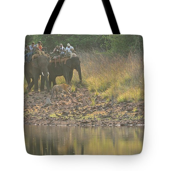 As Close As It Gets Tote Bag by Fotosas Photography