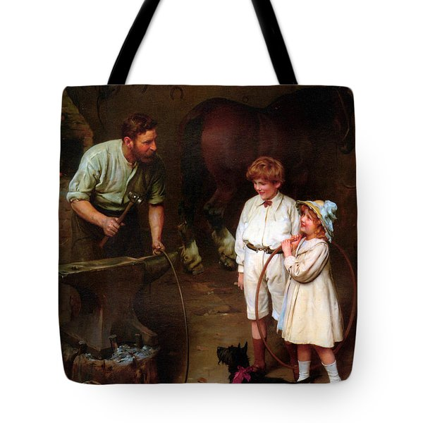 As Good As Ever Tote Bag by Arthur John Elsley