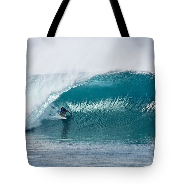 As Good As It Gets. Tote Bag by Sean Davey