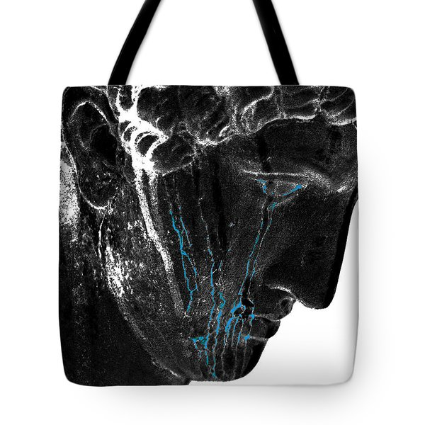 As I Slowly Turn To Stone Tote Bag