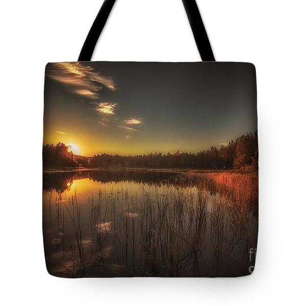 As In A Dream Tote Bag