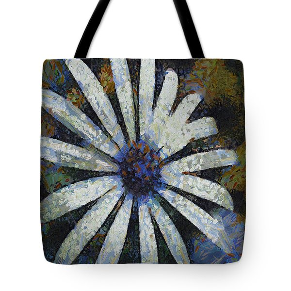 Tote Bag featuring the painting As It Happened by Joe Misrasi
