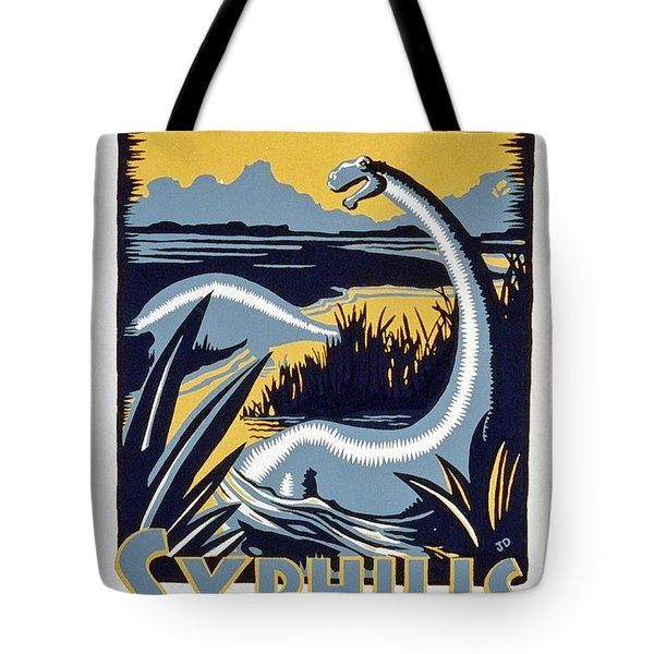 As Old As Creation - Vintage Wpa Poster Tote Bag