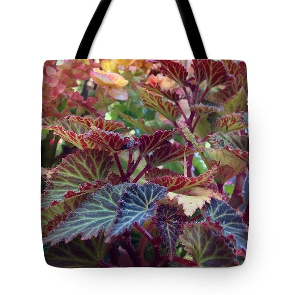 As Summer Fades To Autumn Tote Bag