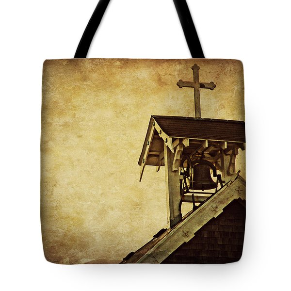 As The Bell Tolls  Tote Bag