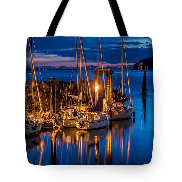 As The Sun Sets - By Sabine Edrissi Tote Bag
