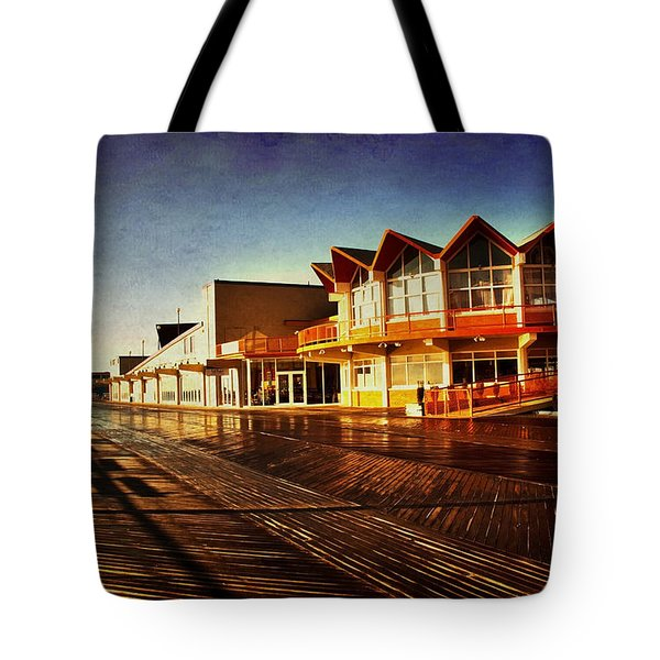 Asbury In The Morning Tote Bag