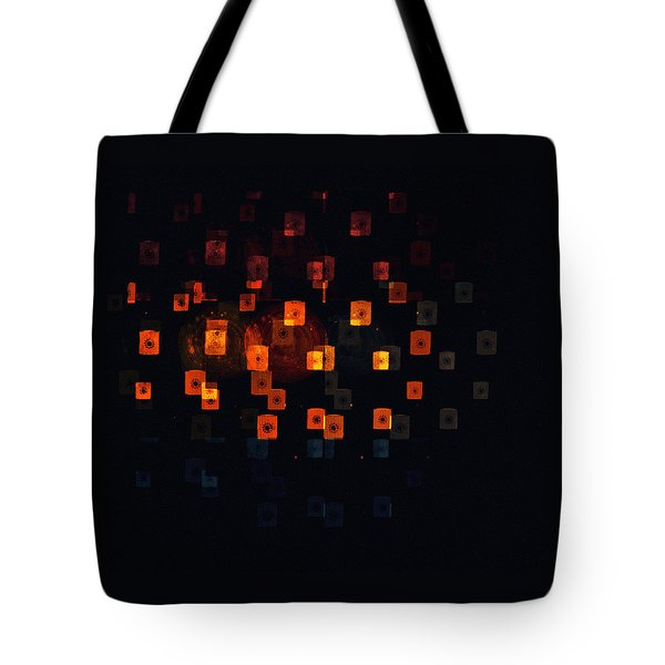 Ascending Prayers Tote Bag