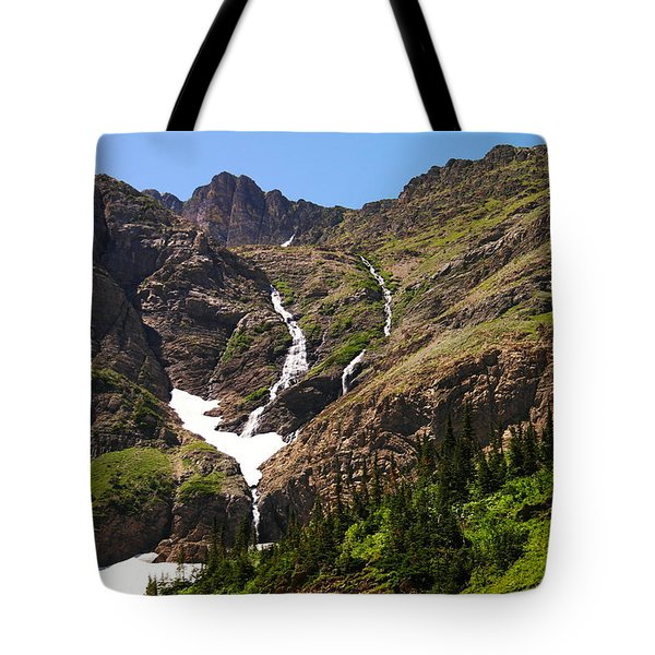 Ascending Swift Current Tote Bag