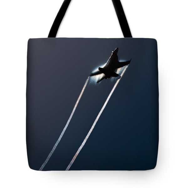 Ascending To The Heavens Tote Bag