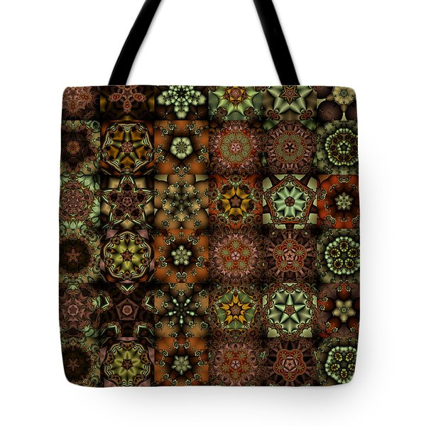 Asclepiads 6x8 Tote Bag