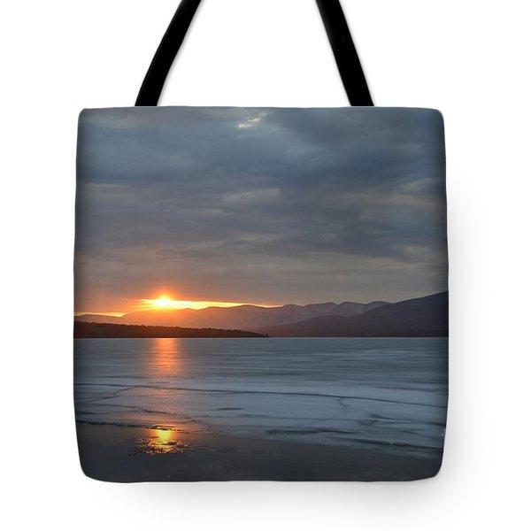 Ashokan Reservoir 34 Tote Bag