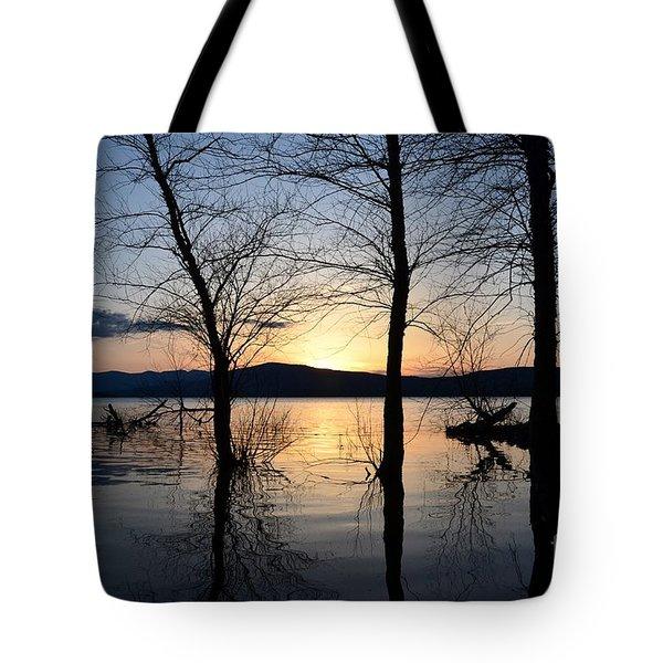 Ashokan Reservoir 43 Tote Bag