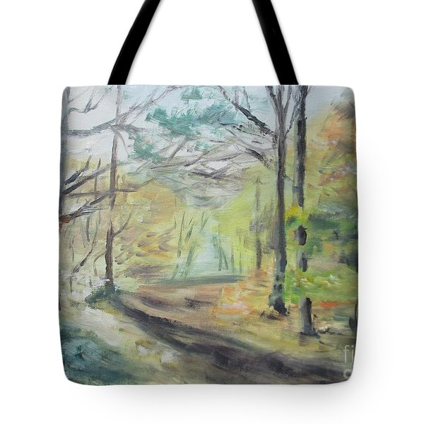 Ashridge Woods 2 Tote Bag