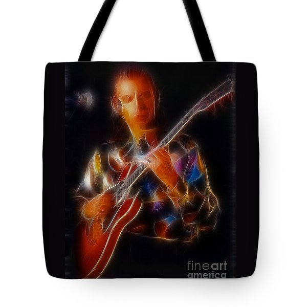 Asia-steve-gc24-fractal Tote Bag by Gary Gingrich Galleries